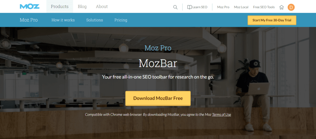 MozBarのキャプチャー画像